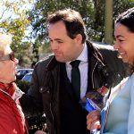 Núñez propone reubicar el Hospital Virgen del Valle en el Virgen de la Salud para dar una solución a la viabilidad del barrio