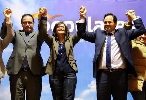 Paco Núñez presenta a Marisol Herrera como candidata a la Alcaldía de San Clemente