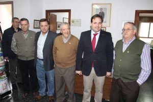 paco núñez reunión con udp en albacete 2 | Liberal de Castilla