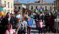Pareja celebra el Jueves Lardero con sus tradicionales pucheros
