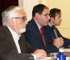 """Prieto """"Los principios fundacionales de la Diputación en busca de la prosperidad de la provincia siguen estando de moda"""""""