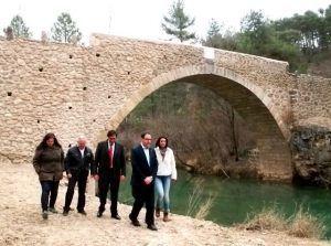 """Prieto considera que la rehabilitación del Puente del Chantre """"no era una opción, sin"""