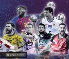 Quabit BM Guadalajara-BM Logroño La Rioja y CD Bidasoa Irún – Liberbank Ciudad Encantada de Cuenca en cuartos de la Copa del Rey