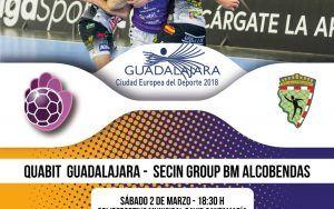 Quabit BM Guadalajara quiere volver a ilusionar a su afición