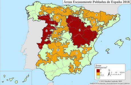 Serranía Celtibérica convoca a todos los conquenses el 31 de marzo en Madrid contra la despoblación