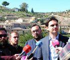 Serrano anuncia que el PP en las Cortes regionales pedirá que se incluya el Debate sobre Agua en el Pleno del próximo jueves