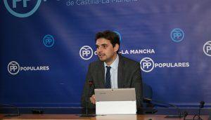 Serrano denuncia que el varapalo de la Junta Electoral Central a Page demuestra la forma que tiene de concebir la política, utilizando medios públicos para fines partidistas