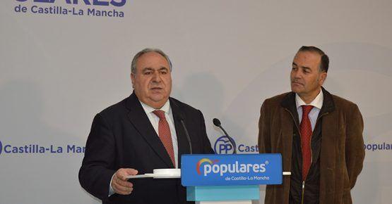 """Tirado avisa """"El 28 de abril es un referéndum por España, y para defender su unidad solo hay un proyecto que es el del PP con Pablo Casado"""""""