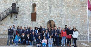 Un grupo de 30 personas conoce y disfruta del 'Viaje a la Alcarria' de la mano de la Diputación de Guadalajara