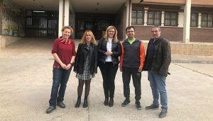 Un total de 19 centros escolares de Cuenca participan en la iniciativa ´Castilla-La Mancha viaja a la luna´