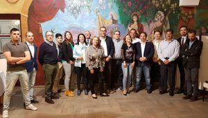 Vox Guadalajara presenta sus candidaturas al Congreso y al Senado..., con alguna ilustre del PP en su lista