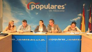 """Agudo """"Falta un día menos para que Paco Núñez transforme, modernice y sitúe a Castilla-La Mancha a la vanguardia de nuestro país"""""""
