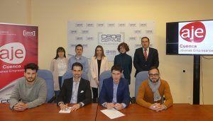 AJE Cuenca renueva su Junta Directiva con la incorporación de más mujeres