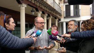 """Alejandro Ruiz asegura que Ciudadanos no tiene ningún acuerdo con el PSOE de C-LM"""""""