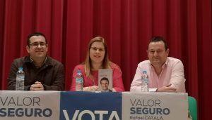 """Algaba """"Un Gobierno liderado por Pablo Casado conseguirá  devolver a España a la senda del crecimiento y el desarrollo económico"""""""
