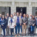 Antonio de Miguel, candidato de VOX a la Alcaldía de Guadalajara, presenta la candidatura 'Guadalajara eres tú'