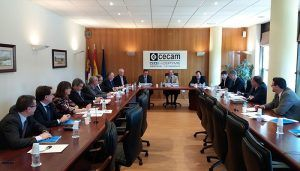 CECAM aprueba un documento con las propuestas empresariales para el crecimiento económico de Castilla-La Mancha