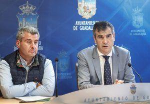 El Pleno del Ayuntamiento de Guadalajara abordará una modificación de crédito que garantizará las subvenciones de carácter cultural y deportivo y la subida salarial de los funcionarios