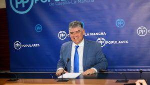 """Cotillas resalta que el PP presenta un programa """"para España"""", recogiendo las demandas de la sociedad, y que es también """"el mejor para Castilla-La Mancha"""""""