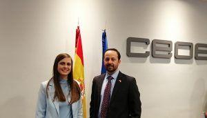 'Guadalajara Empresarial', presente en la Comisión de Relaciones Internacionales con el embajador de Estados Unidos