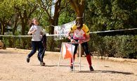David Cotillas y Nuria Calvo se imponen en Mota del Cuervo en la tercera prueba del XII Circuito de Orientación