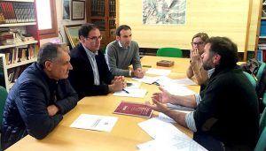 Diputación de Cuenca aunará esfuerzos con PRODESE en la lucha contra la despoblación