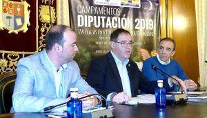 Diputación de Cuenca oferta un año más 354 plazas en sus Campamentos de Verano para jóvenes de 6 a 15 años