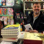 Dolz muestra su apoyo a las bibliotecas públicas y al sector librero de Cuenca