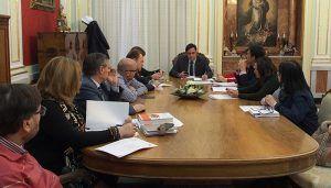 El Ayuntamiento de Cuenca aprueba el convenio de colaboración con la Junta de Cofradías para la celebración de la Semana Santa 2019