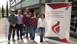 El Campus de Ciudad Real acogerá del 8 al 11 de abril el XVII Congreso Europeo de Tecnologías de Fluidos Supercríticos