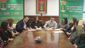 El Centro de la Mujer de Cabanillas coordinará un plan de atención a menores víctimas de violencia de género en la comarca