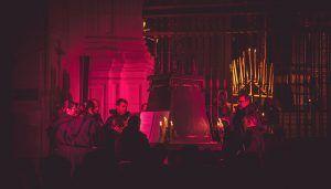 El Coro Alonso Lobo llevará de nuevo a Uclés su 'Oficio de tinieblas' con novedades en su repertorio