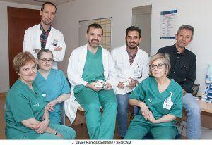 El equipo de Cirugía Maxilofacial del Hospital de Guadalajara implanta por primera vez una prótesis a medida para reconstruir la articulación temporomandibular
