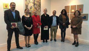 El Instituto de la Mujer destaca la importancia de la Muestra de Mujeres en el Arte y Premios ´Amalia Avia´ para visibilizar el trabajo de las mujeres artistas en este campo