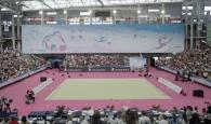 El Palacio Multiusos de Guadalajara acogerá el 1 de mayo el Trofeo de Gimnasia Rítmica y triangular de las selecciones junior de España, Rusia y Acerbaiyán