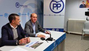 El Partido Popular exige la construcción del segundo instituto de educación en Alovera ante los incumplimientos de Page