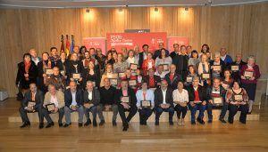 El PSOE rinde homenaje a los concejales y concejalas socialistas del Ayuntamiento de Cuenca desde 1979