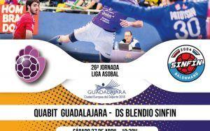 El Quabit se plantea el partido ante el Sinfín como un regalo en forma de puntos a la afición