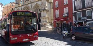 El Servicio de Transporte Urbano de Cuenca modificará sus horarios con motivo de las procesiones de Semana Santa
