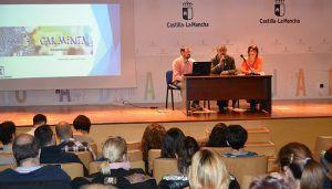 Equipos directivos de 31 centros educativos de Guadalajara participan en una jornada informativa sobre el proyecto Carmenta