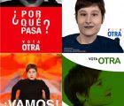 Estudiantes de Periodismo lanzan la campaña Vota OTRA para pedir más presencia femenina