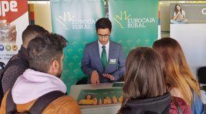 Eurocaja Rural participa en el 'XXI Maratón de Empleo y Autoempleo' organizado por la Universidad de Alicante
