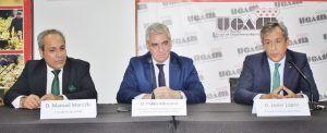 Eurocaja Rural reconoce la labor de las cooperativas en el II Congreso de UCAM