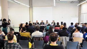 Expertos internacionales participan en la la Facultad de Bellas Artes de la UCLM en un encuentro sobre metodologías de investigación en arte