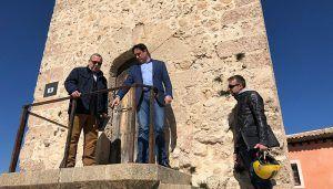 Firmado el contrato de las obras de restauración de la Torre de Mangana