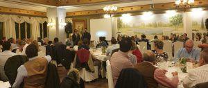 Guadalajara muestra su potencial gastronómico en Segovia de la mano de la Diputación y CEOE-CEPYME