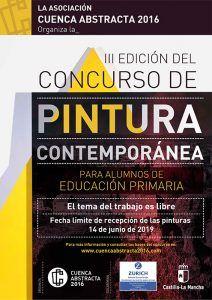 Cuenca Abstracta pone en marcha la tercera edición de su concurso de pintura contemporánea