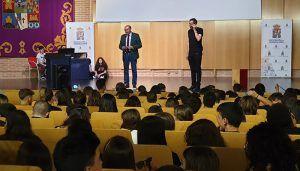 José Manuel Latre participa en la clausura del I Encuentro Provincial MUSE con centros educativos de la provincia