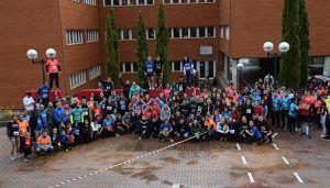 La carrera solidaria Campus a Través de la UCLM moviliza a casi 2.000 personas