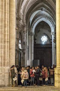 La Catedral de Cuenca presenta un amplio abanico de Materiales Educativos